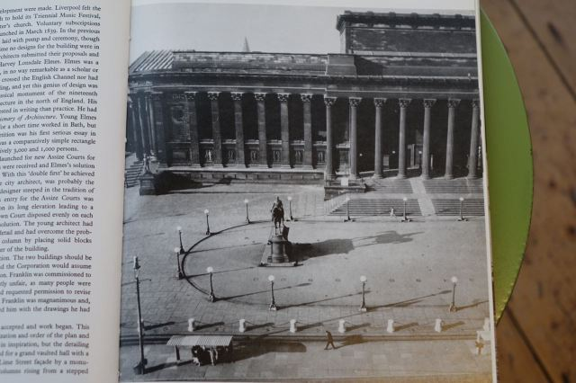 St George's Hall.