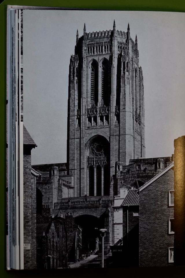 And the Cathedral itself in 1964.