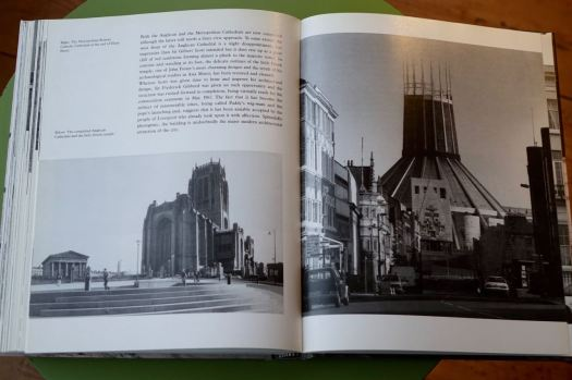 The almost finished cathedrals.