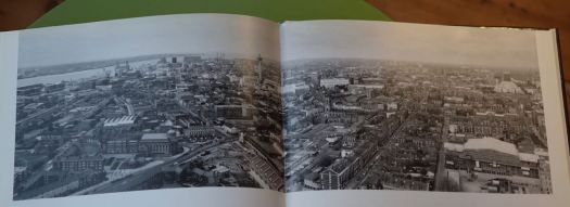 Ending with the City in 1993 from the top of the Cathedral.
