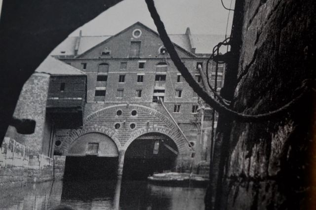 And along the way some gorgeous places were brutally sacrificed. The Duke's Warehouse here, next to the Albert Dock.