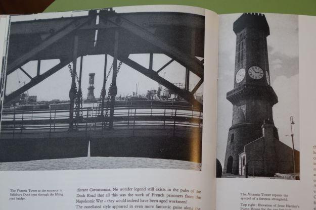 The North Docks, the Bascule Bridge.