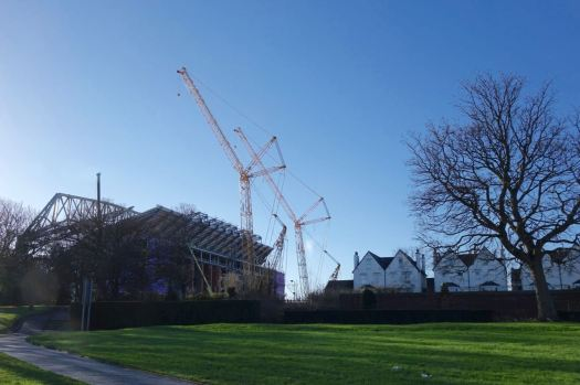 And part of the new futures of Anfield and Walton.