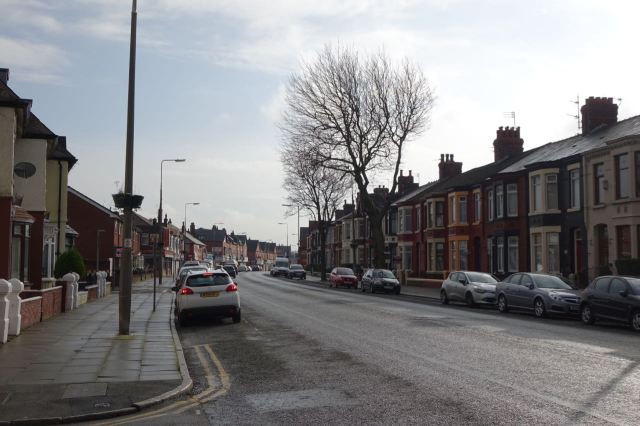 Then in Priory Road Anfield the sun came out.