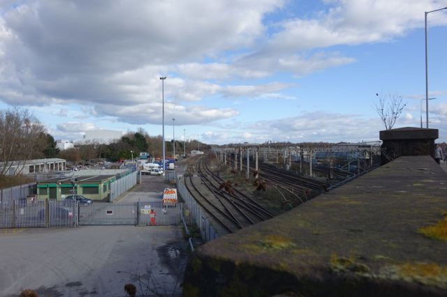 This is Edge Hill, where railways began.
