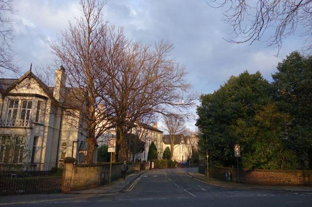 Greenheys Road.