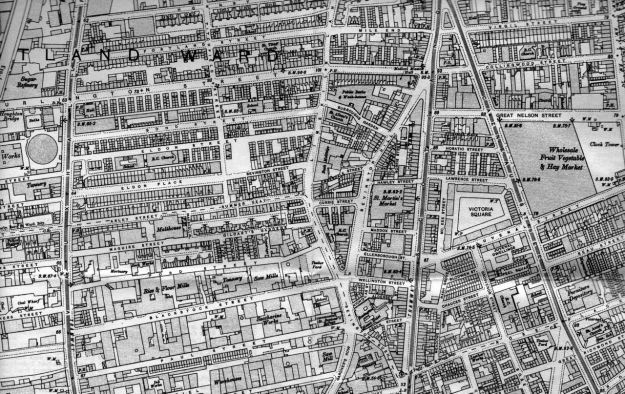 1908, before Eldon Grove.