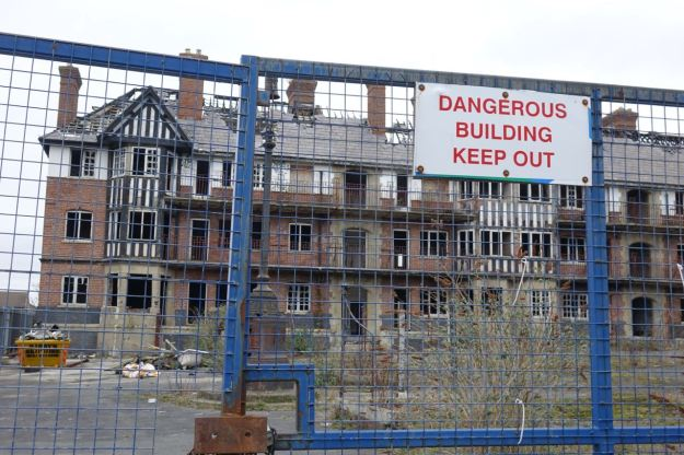 Putting Eldon Grove in grave danger.