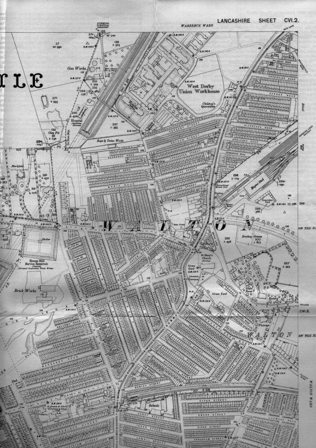 Rice Lane 1907