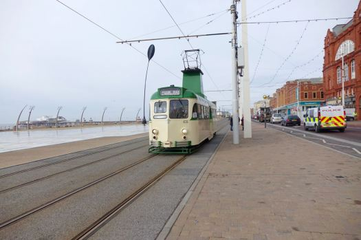 There are still the trams.