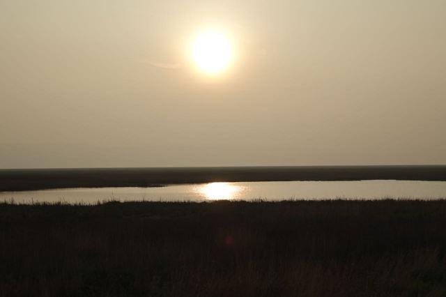 Then both suns set.