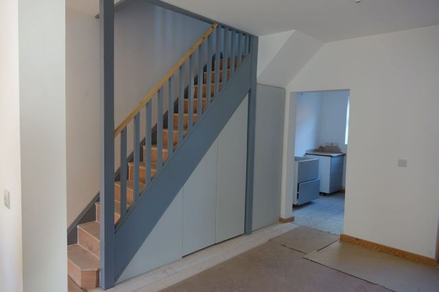 We've added under stairs storage to this phase of houses.
