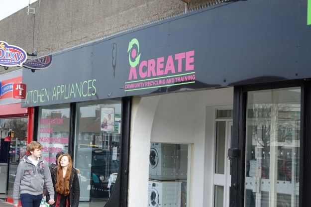 Create, one of Liverpool's greatest and original social enterprises.