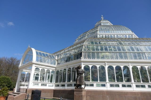 Sefton Park Palm House, nothing to do with WoWFest.