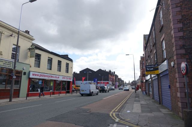 Wavertree High Street.