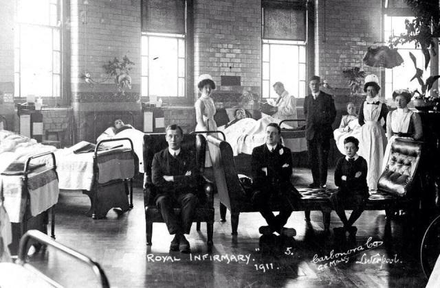 Royal,Infirmary,1911