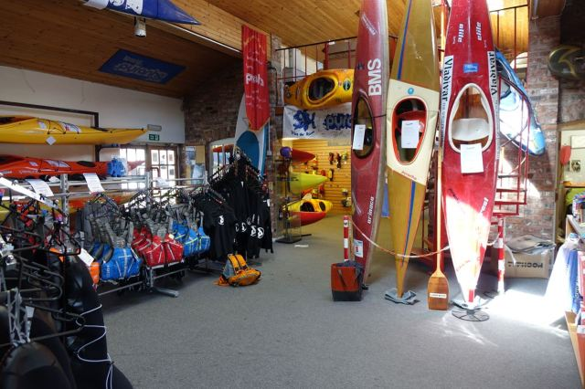 And yes, here we are at the 'Kayaking Kit.'