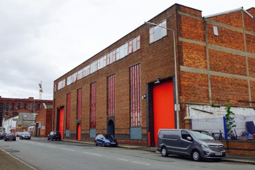 Is the new Kazimier laboratory and performance space.