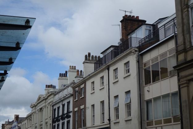 Down past the gorgeous rooftops of Bold Street.