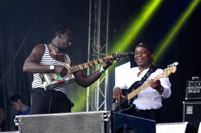 Ifa Band.