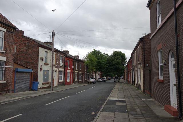 Gwydir Street here.