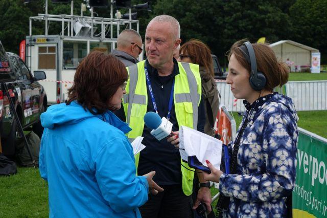 Meanwhile Nicola talks with Radio Merseyside.
