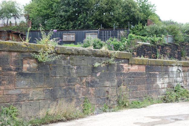Railway walls?