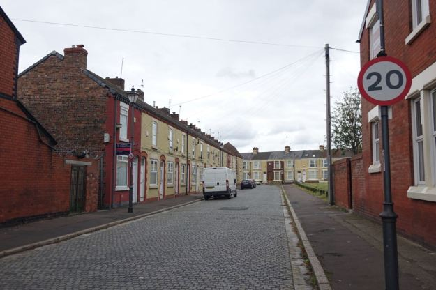 The Streets of Kenny.