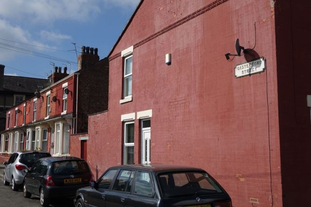 And Castleford Street.