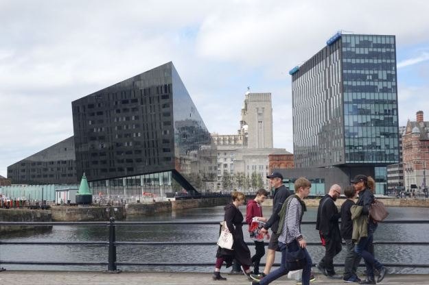 I'm still aggrieved that those black glass 'could be anywhere' buildings were ever put up.