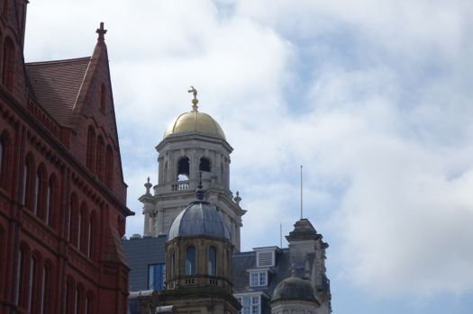 A resplendence of domes.