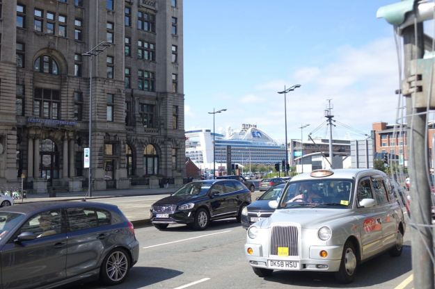 Look at that thing next to the Liver Building?