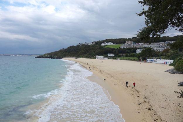 Today we walked around to Porthminster Beach.