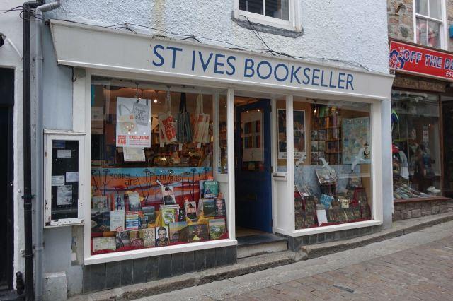 Courtesy of St Ives Bookseller.