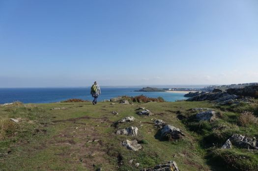 We set off back to St Ives.