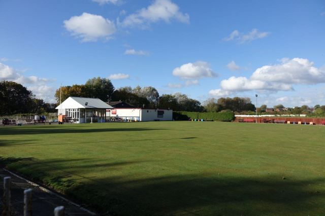 Aigburth Cricket and Bowling Club. Timeless.