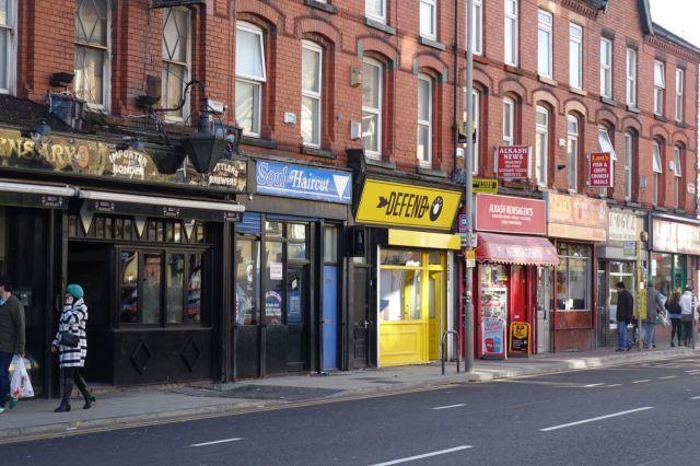 Smithdown Road, Liverpool 15.