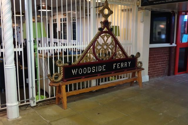 I'm still mad about those early finish ferries though.