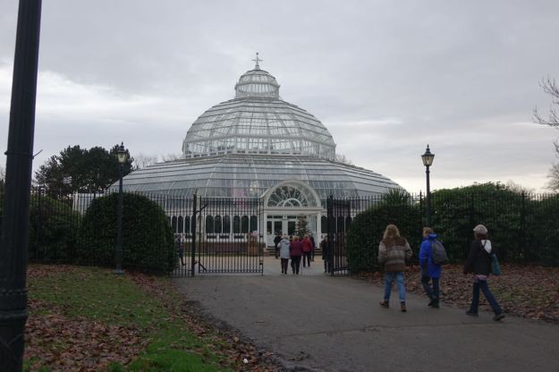 What's on in the Palm House?