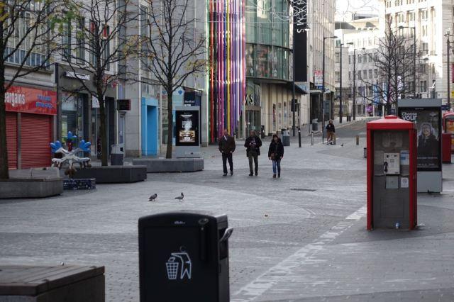 On Lord Street