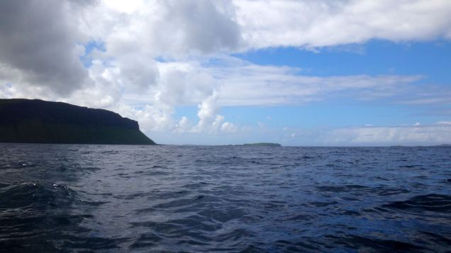 Kayaking off Mull: Silver seas and golden skies – A Sense of