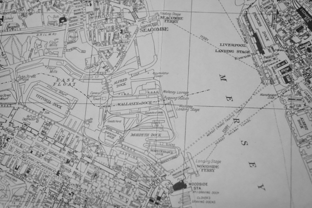 The Old Map: Birkenhead and Wallasey – A Sense of Place