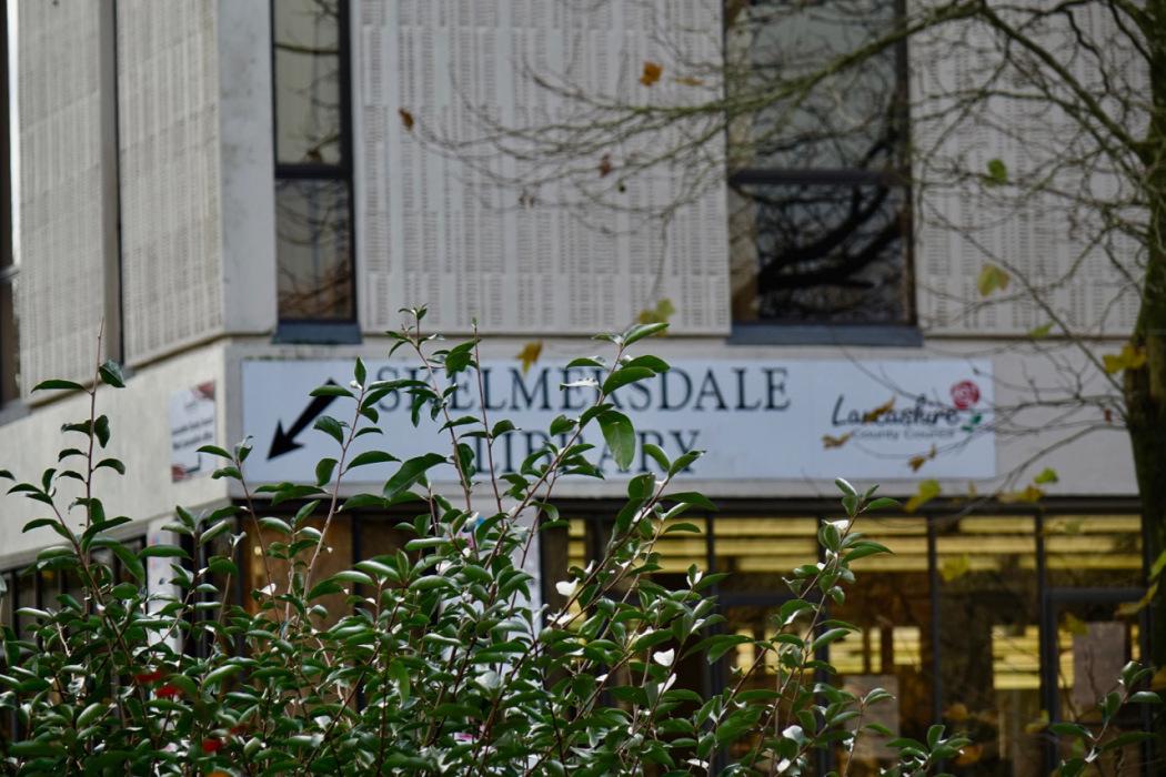 Half mile roundabout skelmersdale